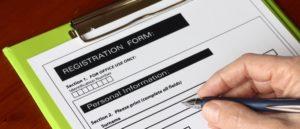 Formulir Pendaftaran Merek dan brand