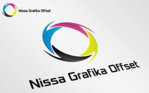 Hak cipta logo perusahaan desain