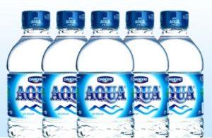 Kasus Hak Merek air minum Aqua