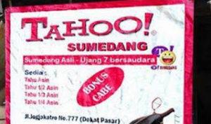 Contoh Nama Unik Untuk Usaha tahoo