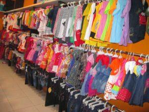 Modal awal usaha pakaian anak