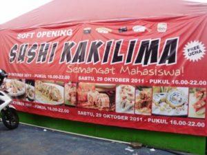 Nama unik untuk usaha makanan